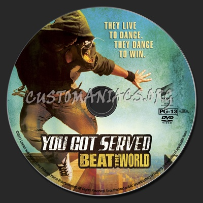 you got served beat the world 2011