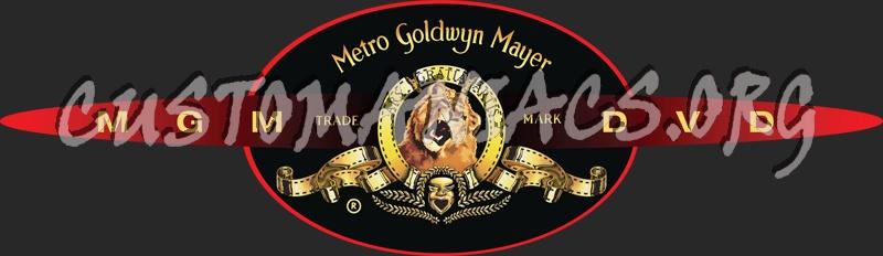 Metro Goldwyn Mayer DVD Logo