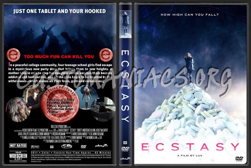 Ecstasy dvd cover
