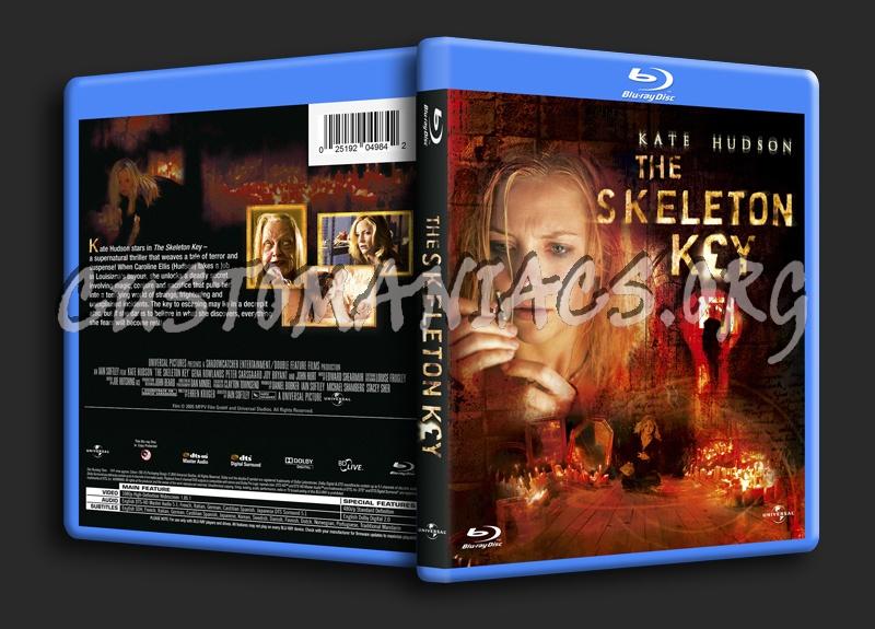 The Skeleton Key blu-ray cover