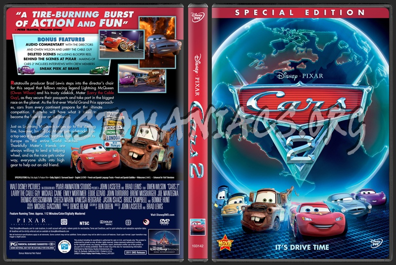 cars 2 dvd cover dvd covers labels by customaniacs id 140239 free download highres dvd cover. Black Bedroom Furniture Sets. Home Design Ideas