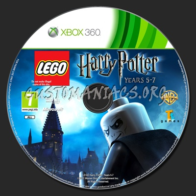 lego harry potter years 5 7 guide
