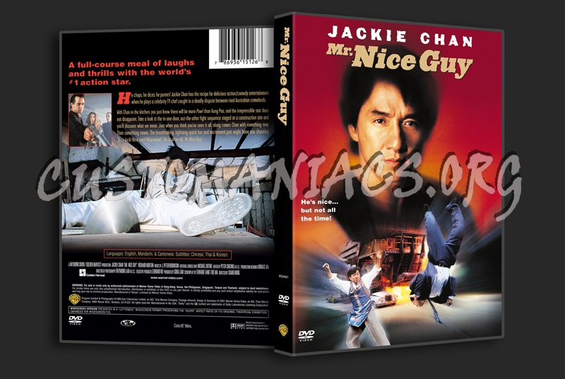 Mr. Nice Guy dvd cover