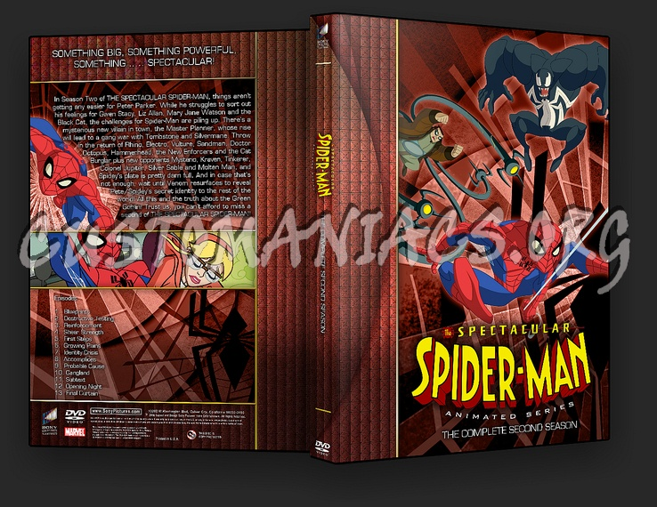 The spectacular Spider-Man - TV Collection