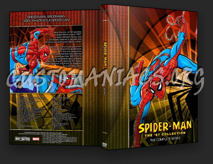 Spider-Man (1967) - TV Collection