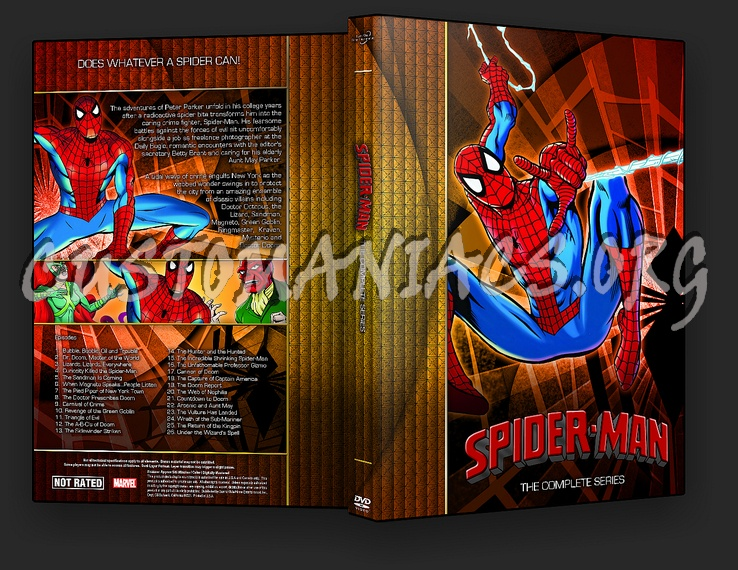 Spider-Man (1981) - TV Collection