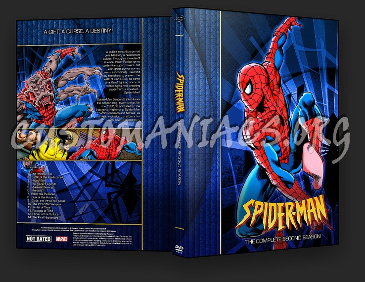 Spider-Man (1994) - TV Collection