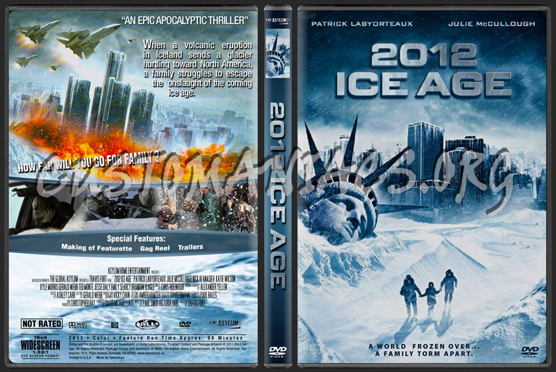 2012 Ice Age dvd cover - DVD Covers & Labels by Customaniacs, id ...