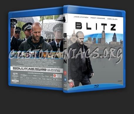 Blitz blu-ray cover