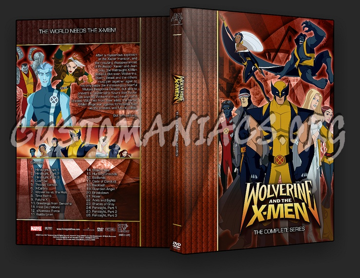 Wolverine and the X-Men - TV Collection