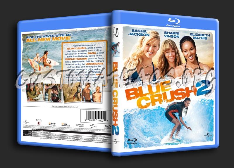 Blue Crush 2 blu-ray cover