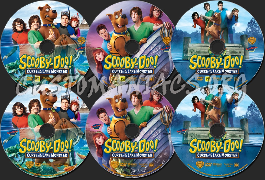 scooby doo curse of the lake monster game