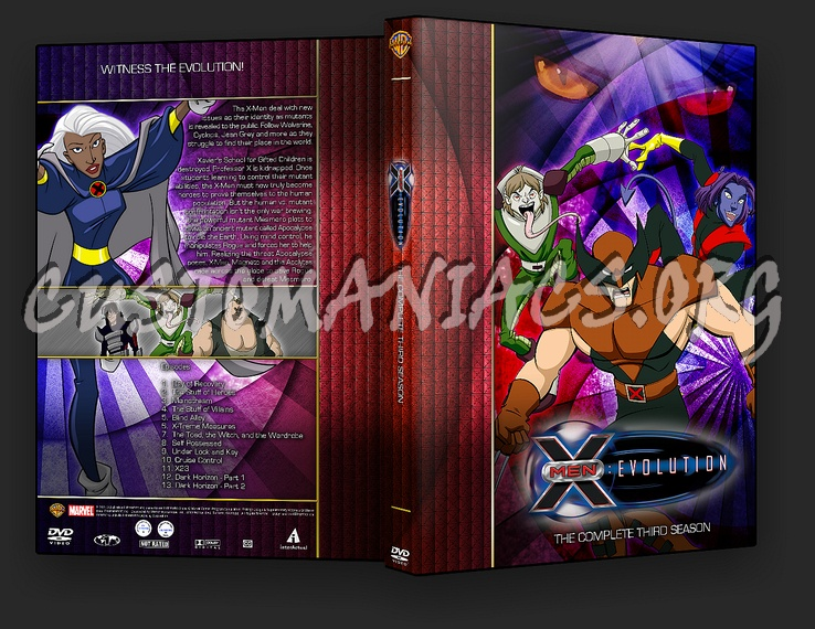 X-Men: Evolution - TV Collection
