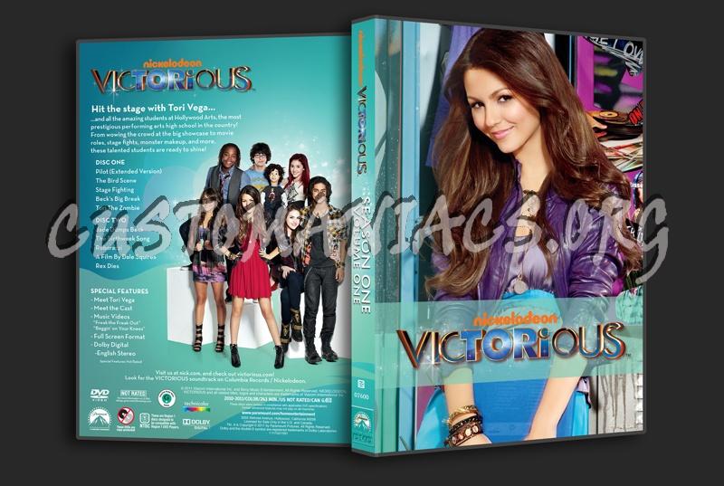 1 Volume 1 Dvd Cover