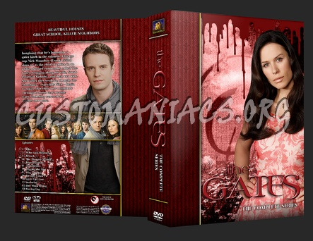 The Gates dvd cover