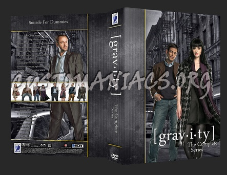 Gravity dvd cover