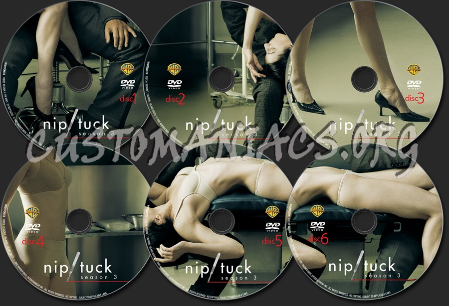 nip tuck season 3 download