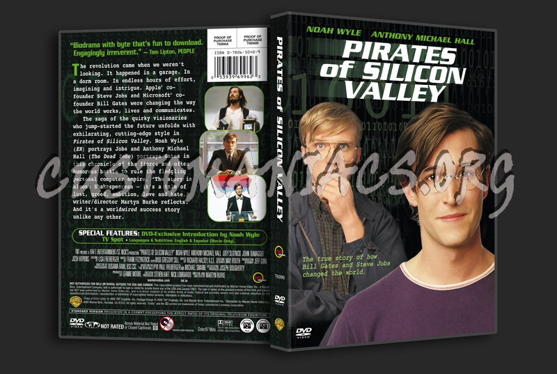 pirates of the silicon valley summary Summaries this is a semi-humorous biographical film about the men who made the world of technology what it is today, their struggles during college, the founding of their companies, and the ingenious actions they took to build up the global corporate empires of apple computer corporation and microsoft inc.