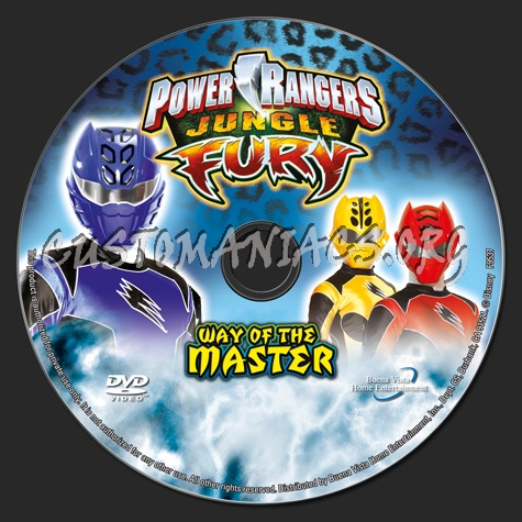 Power rangers jungle fury way of the master dvd label dvd covers power rangers jungle fury way of the master dvd label voltagebd Image collections
