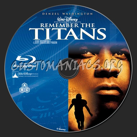 remember the titans film essay