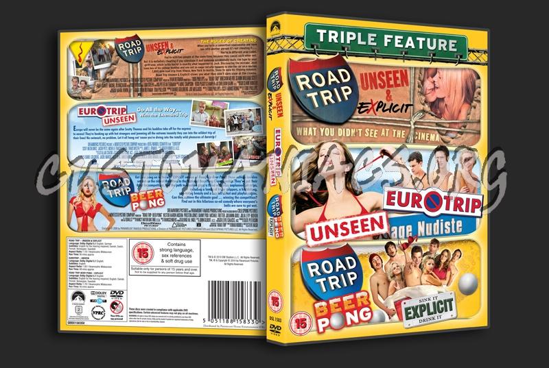 Road Trip / EuroTrip / Road Trip Beer Pong dvd cover