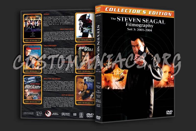 The Steven Seagal Film...