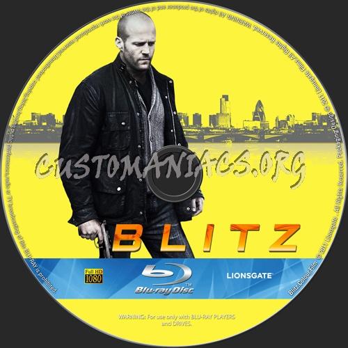 Blitz blu-ray label