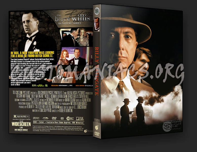 Billy Bathgate dvd cover