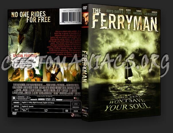 The Ferryman dvd cover