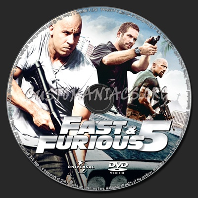 fast and furious 5 dvd download free