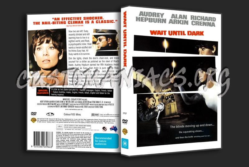 Wait Until Dark (1967) dvd cover