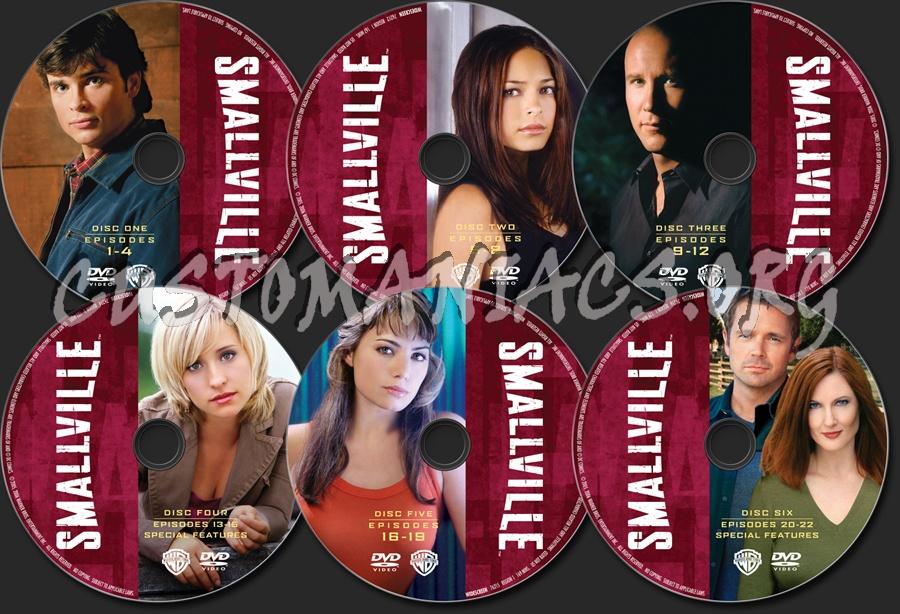 Smallville season 5 episode 3 download.