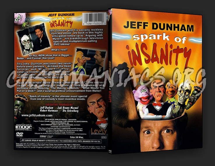 Jeff Dunham - Spark Of Insanity