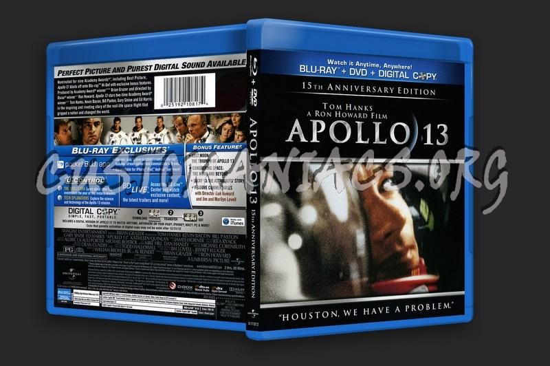 Apollo 13 blu-ray cover