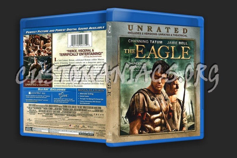 Eagle blu-ray cover