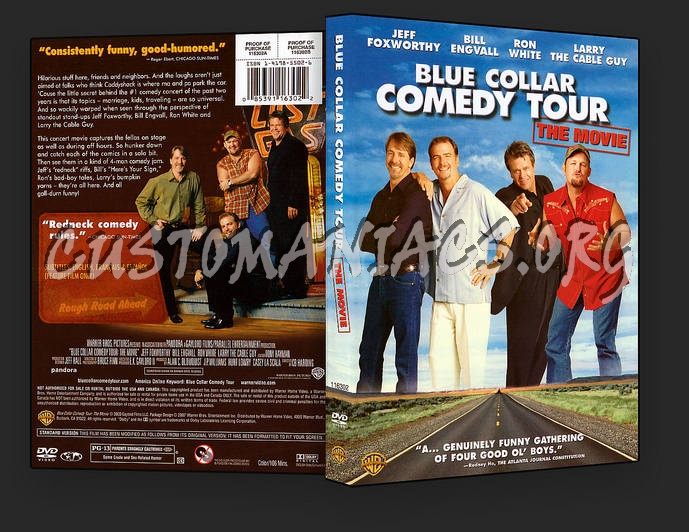 blue collar comedy tour the movie dvd cover dvd covers