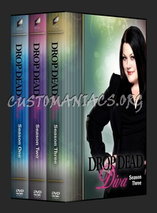 Drop dead diva dvd cover dvd covers labels by customaniacs id 147908 free download highres - Drop dead diva dvd ...