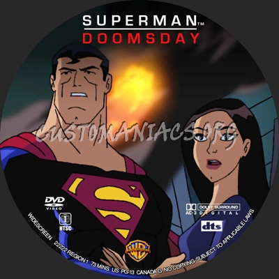 Superman: Doomsday - DC Movies Wiki - FANDOM