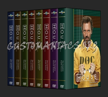 House MD dvd cover