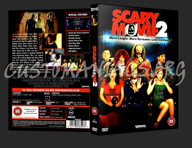 scary movie 2 free download hd