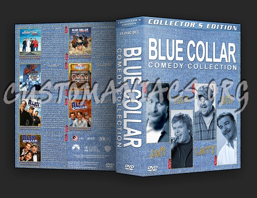 blue collar comedy collection dvd cover dvd covers