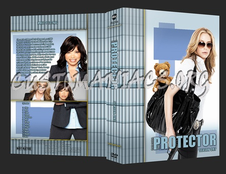 The Protector dvd cover