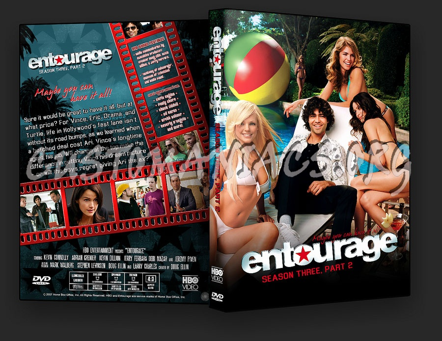 DOWNLOAD Entourage season 4 Full Episodes FREE
