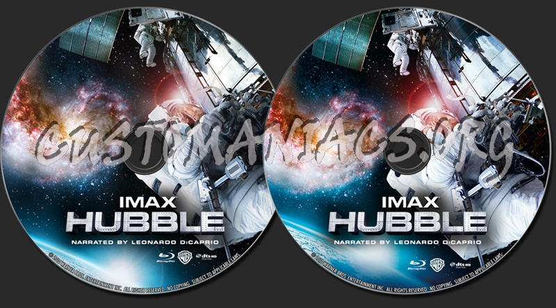 DVD Covers & Labels by Customaniacs - View Single Post - IMAX Hubble