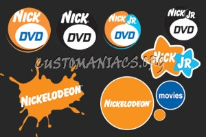 Nickelodeon Full Logo Package