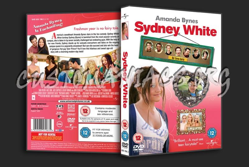 Sydney White dvd cover