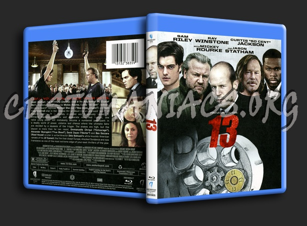 13 blu-ray cover