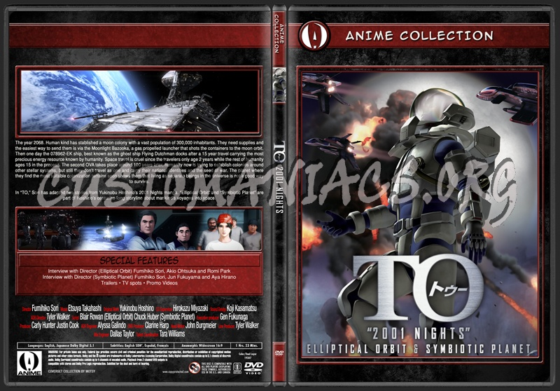 Anime Collection TO 2001 Nights