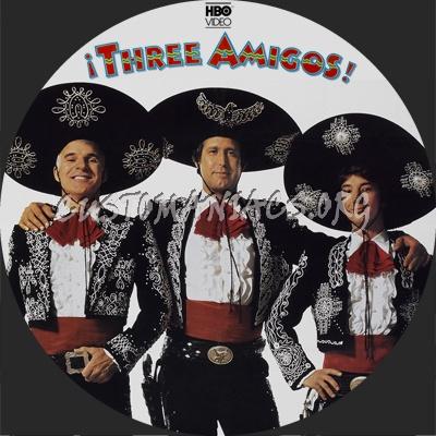 three amigos download