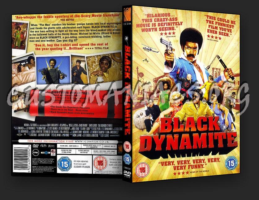 Black Dynamite dvd cover